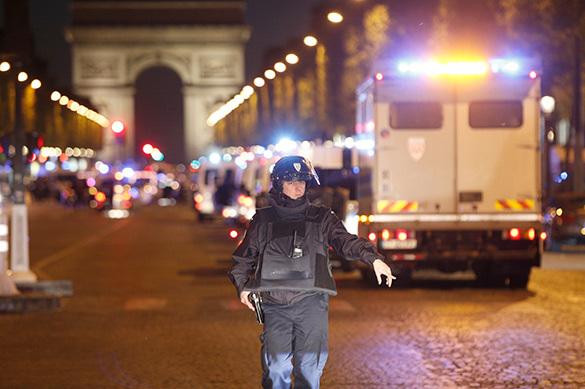 ЭКСПЕРТ. Париж. теракт.