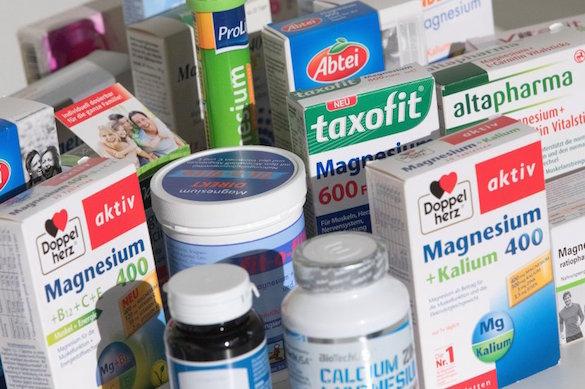 Ученые: излишек витаминов наносит ущерб организму