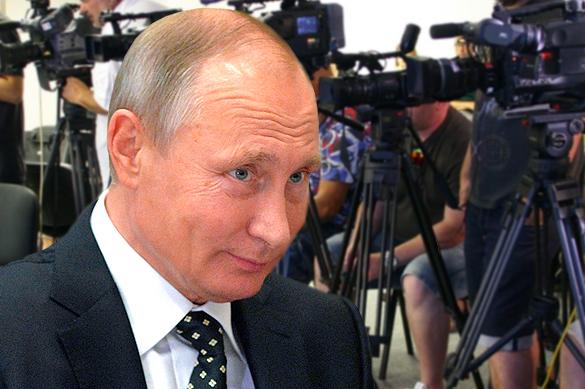Путин напугал американцев передачей записи беседы Трампа и Лавро