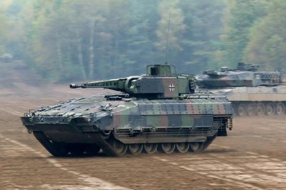 СМИ: танки бундесвера слишком стары для устрашения России. 382253.jpeg