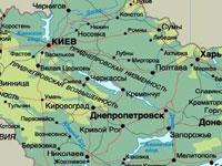 Карту Украины решили