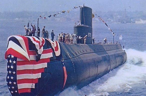 Пионеру холодной войны подложили свинью. Пионеру холодной войны подложили свинью