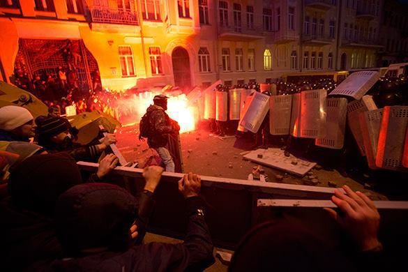 Оппозиции на Украине