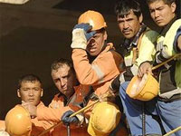 Сильнее всего Москва нуждается в подсобных рабочих