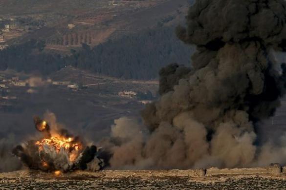 У сирийских боевиков найдена аппаратура европейского производства. 382256.jpeg