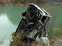 В Бразилии автобус с пассажирами рухнул с моста