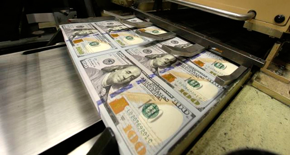 Доллар питается от мирового кризиса. Укрепление доллара, падение рубля, курс валют