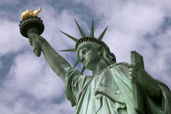США расширили санкционный список против России. статуя свободы, памятник, монумент, нью йорк, сша