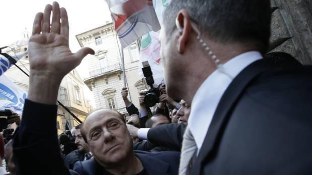 Сильвио Берлускони свободен: срок по делу о мошенничестве закончился. Берлускони