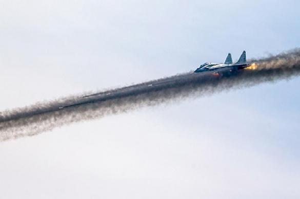 Террористы в Сирии сбили самолет и расстреляли пилота. Террористы в Сирии сбили самолет и расстреляли пилота