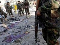В Грозном прогремел взрыв, есть жертвы