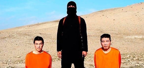 """Свидетель: Перед отрезанием головы ИГ  обещает заложнику """"просто снять видео"""". 314258.jpeg"""