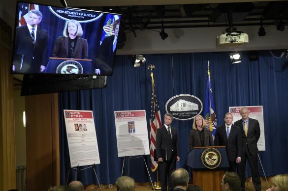 Арестованный за госизмену чекист обвинен в кибератаке на США