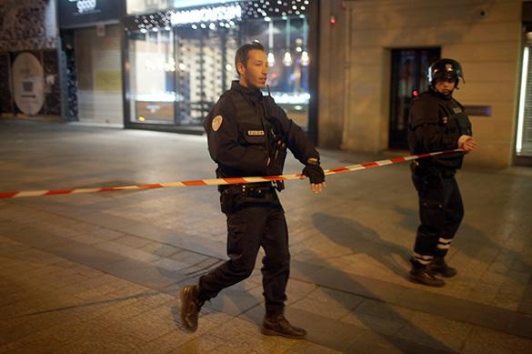 Подозреваемый в теракте в Париже сдался полиции Антверпена