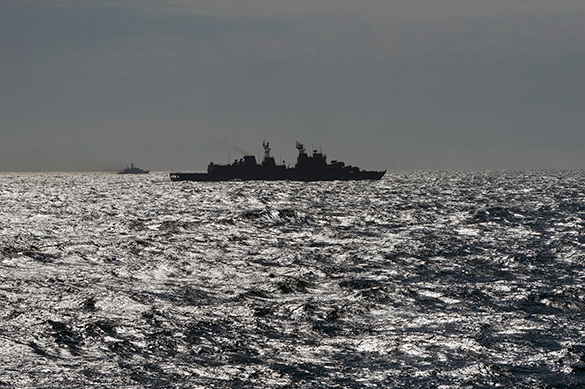 Корабль нанесколько сотен ракетных установок строят в КНР