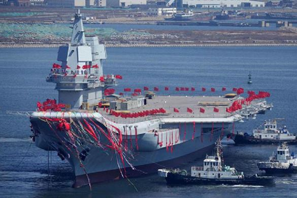 Китайский авианосец