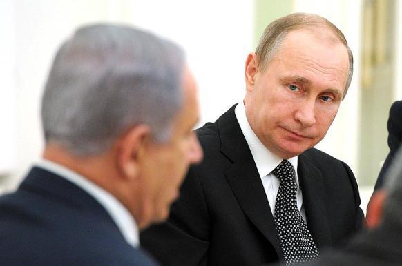 Нетаньяху внезапно отменил визит в Москву.