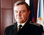 Главком Военно-Морского флота России адмирал Владимир Куроедов о