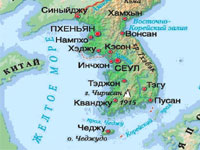 КНДР готовится к крупномасштабным учениям в Желтом море