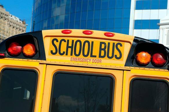 Школьные автобусы оснастят мигалками с 1 июля. Школьные автобусы оснастят мигалками с 1 июля
