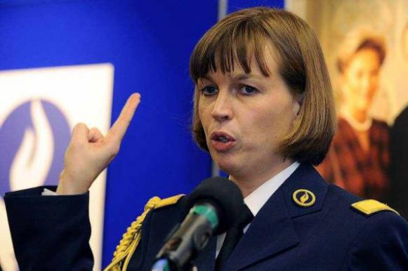 Директором Европола впервые назначили женщину. Директором Европола впервые назначили женщину