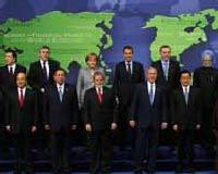 От саммита G20 ждут конкретных мер по преодолению кризиса