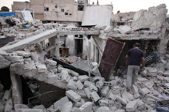 Сирия в огне: коалиция США нанесла удар по армии Асада. 388261.jpeg
