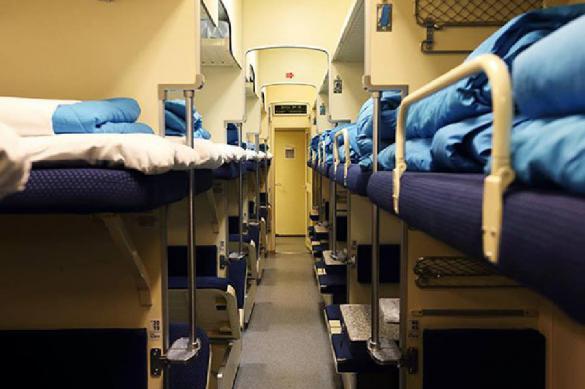 Депутаты хотят штрафовать пассажиров поездов за грязные носки. 399261.jpeg