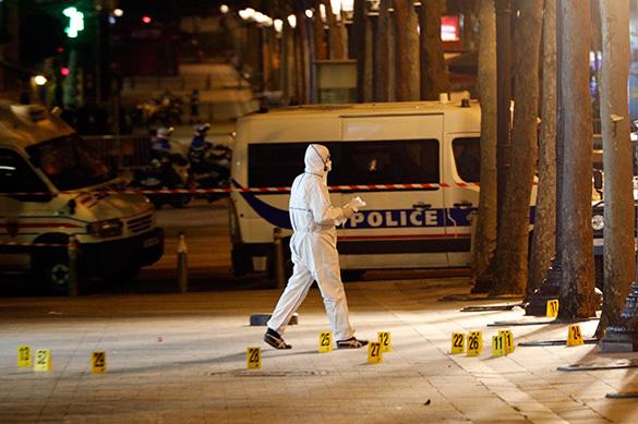 Теракт. Париж. Еще эксперт