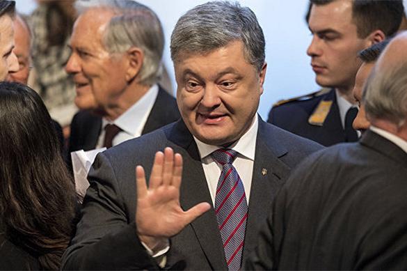 Порошенко сказал  о«фантастической поддержке» состороны Соединенных Штатов Америки