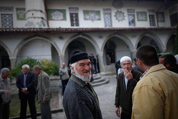 крымские татары, мужчины