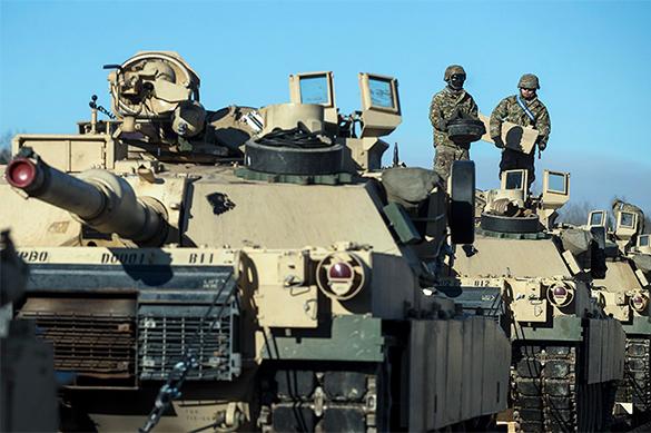 НАТО готовится к войне с Россией на прибалтийской земле
