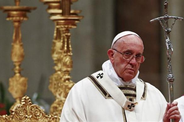 Папа Римский: за педофилию среди священников Церковь взялась слишком поздно. 376263.jpeg