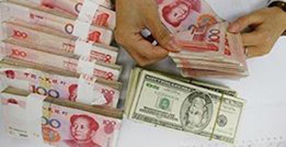 Китай помогает россии девальвацией юаня