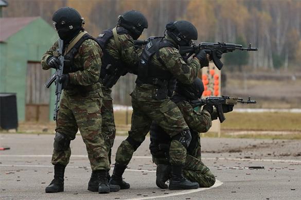 Росгвардии разрешили стрелять в толпе по террористам и штурмующи