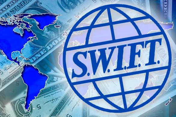 США могут отключить РФ от SWIFT. Чем ответит Москва?. США могут отключить РФ от SWIFT