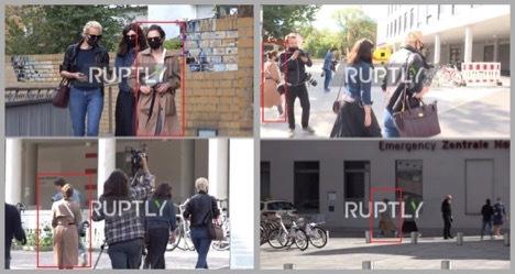 СМИ обнаружили связь подозреваемой в отравлении Навального Певчих с ФБК. 409264.jpeg