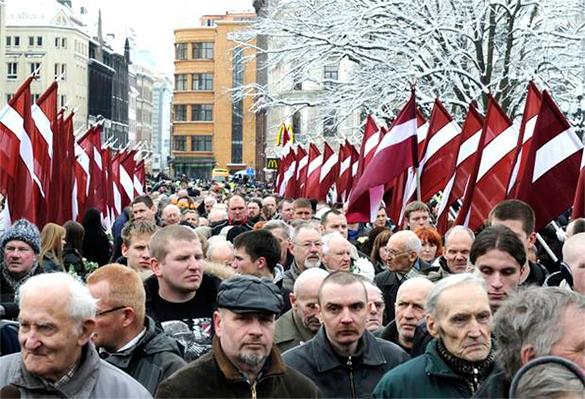 Павел Тарусин: Русофобию Латвия использует, чтобы требовать денег с Евросоюза. 291265.jpeg