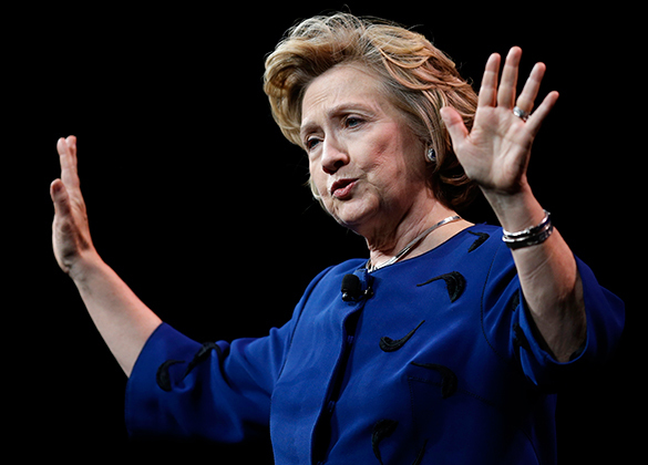 Хиллари Клинтон намекает на необходимость смены власти в Ираке. 293265.jpeg