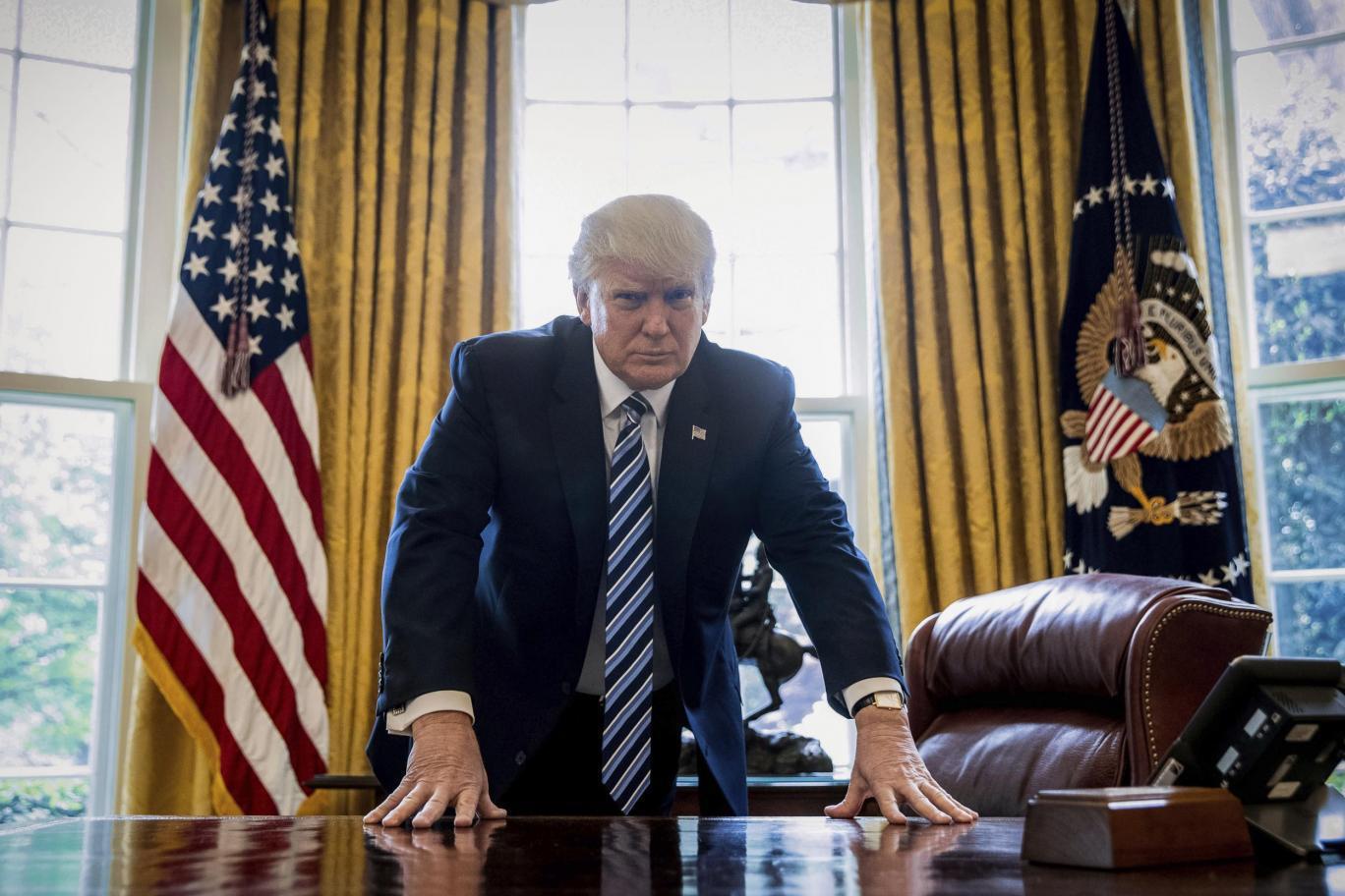 Трамп рассказал, как будет искать новых партнеров для США