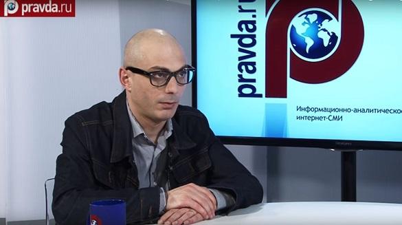 Армен ГАСПАРЯН: хунта снова собирается штурмовать Донбасс