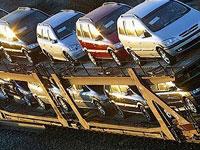 Россия снизила импорт автомобилей на 75,5 процента