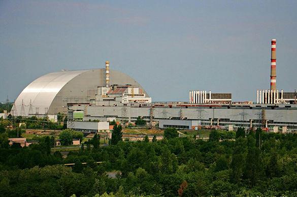 Чернобыльскую АЭС переполнили радиоактивные материалы. 376266.jpeg
