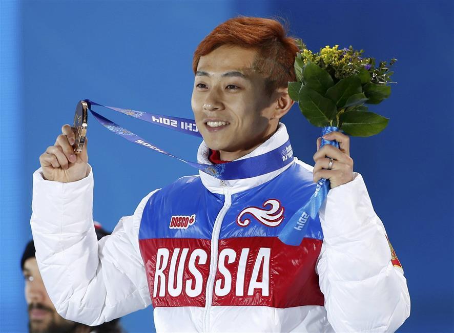 Виктор Ан готов поехать на Олимпиаду под нейтральным флагом. Виктор Ан готов поехать на Олимпиаду под нейтральным флагом