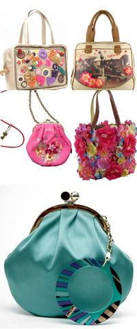 Итальянские сумки Oxus и молодежные французские сумки Lollipops