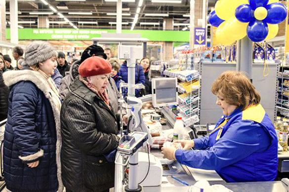 Исследование: Четверть граждан России хотелибы получать продовольственные карточки