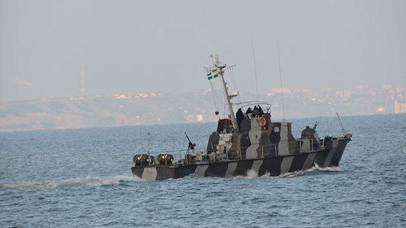 Украинские пограничники посмели задержать российский корабль. 373267.jpeg