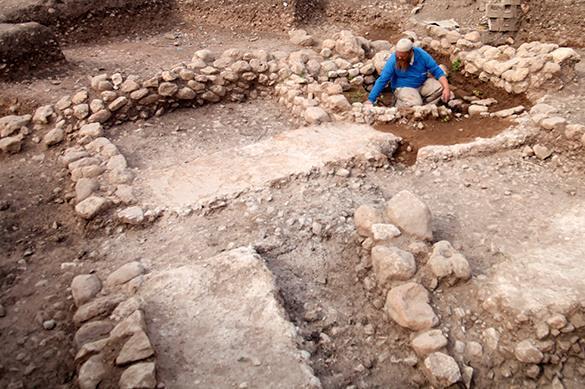 Нефритовый клад майя нашли в Гватемале