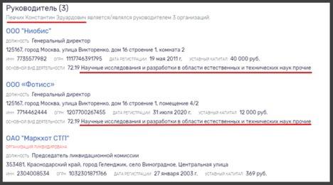Отец спутницы Навального Марии Певчих возглавляет биолабораторию. 409268.jpeg