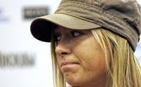 Мария Шарапова возглавила рейтинг российских звезд
